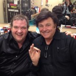 Bobby and Meatloaf